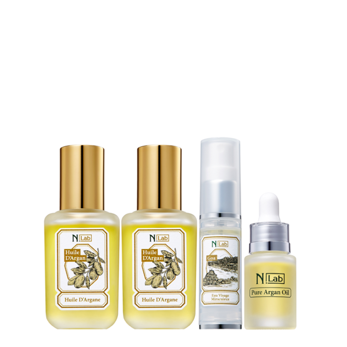 N.LAB Ultimate Anti-Aging Care Set - GOA